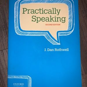 Practically speaking second edition